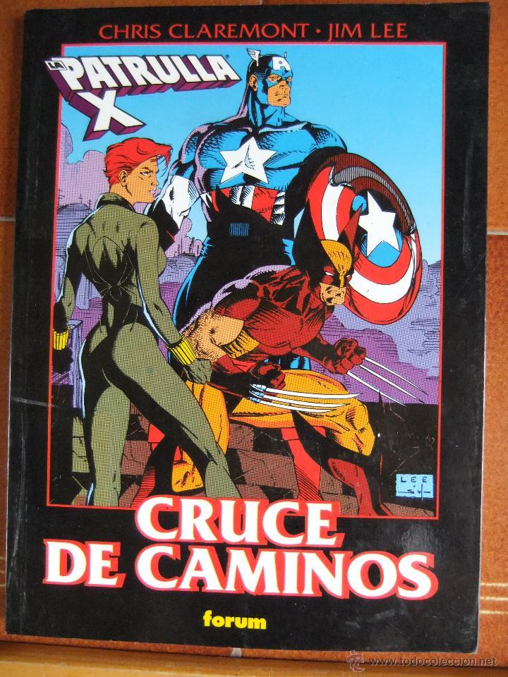 OBRAS MAESTRAS Nº 25 LA PATRULLA X CRUCE DE CAMINOS (Tebeos y Comics - Forum - Prestiges y Tomos)