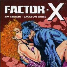 Cómics: FACTOR X. PRISIONERO DEL AMOR. Lote 44924180