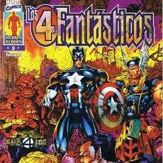 Cómics: LOS 4 FANTÁSTICOS N.3 . Lote 44937434