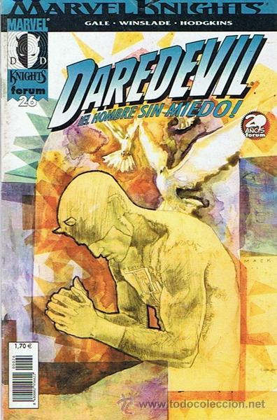 DAREDEVIL N.26 (Tebeos y Comics - Forum - Daredevil)