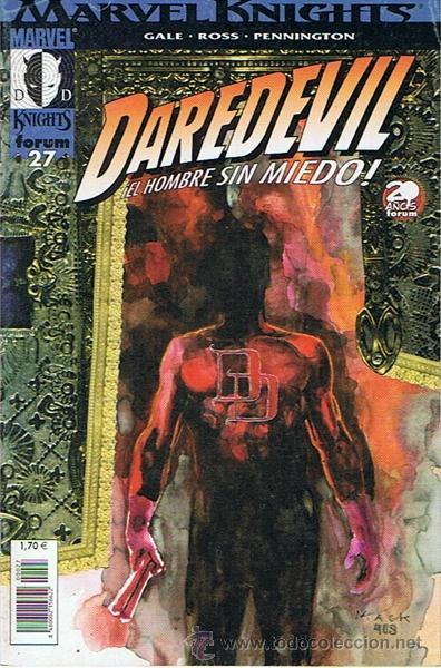 DAREDEVIL N.27 (Tebeos y Comics - Forum - Daredevil)