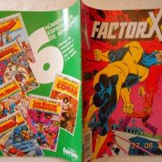 Cómics: COMIC FORUM: FACTOR X Nº 11 NJ.E. Lote 44979973