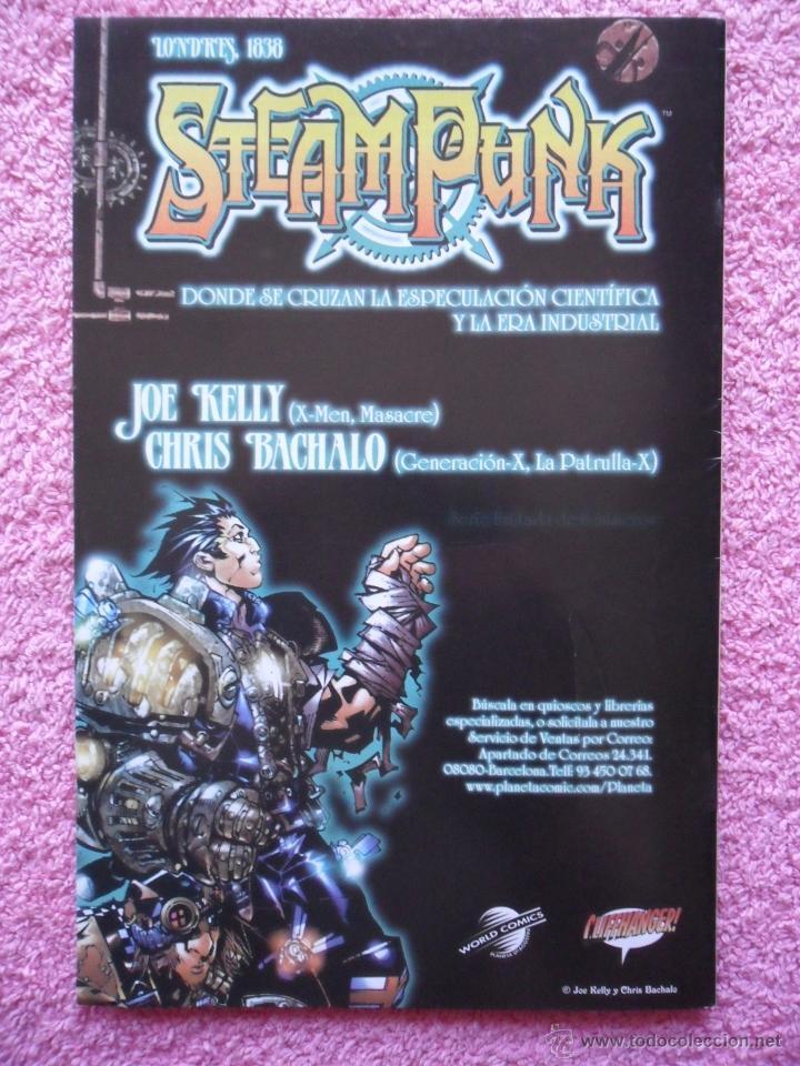Cómics: conan el barbaro 85 ediciones forum 2001 fantasia heroica con poster - Foto 3 - 45000502