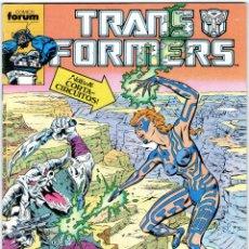 Cómics: TRANSFORMERS - Nº 41 - COMICS FORUM - PLANETA DE AGOSTINI - AÑO 1989.. Lote 45099322