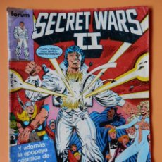 Cómics: SECRET WARS II. LA VIDA GANA. Nº 33 - JIM SHOOTER. Lote 45148334