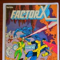 Cómics - Factor X 1 - FORUM 1988 - 45219914