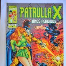 Cómics: PATRULLA X LOS AÑOS PERDIDOS 4 - FORUM 2001 - JOHN BYRNE. Lote 45220040