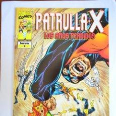Cómics: PATRULLA X LOS AÑOS PERDIDOS 5 - FORUM 2001 - JOHN BYRNE. Lote 45220049