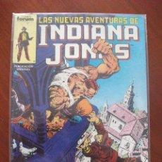 Cómics: LAS NUEVAS AVENTURAS DE INDIANA JONES Nº 13 COMICS FORUM. Lote 50729685