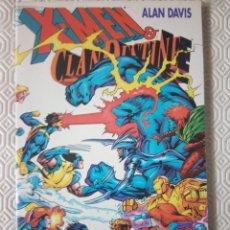 Cómics: X-MEN & CLANDESTINE DE ALAN DAVIS. Lote 45268780
