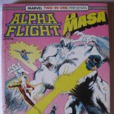 Cómics: ALPHA FIGHT Nº 39-40-41. Lote 45298016