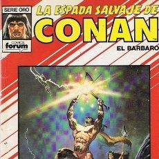 Cómics: LA ESPADA SALVAJE DE CONAN ESPECIAL VERANO . Lote 45396358