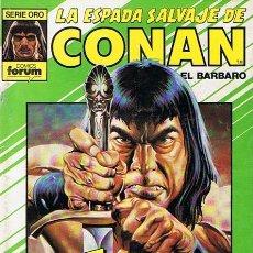 Cómics: LA ESPADA SALVAJE DE CONAN ESPECIAL PRIMAVERA. Lote 45396597