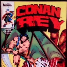 Cómics: CONAN REY Nº 14 / FORUM ( 85 - 86 ) SERIE GRAPA. Lote 45440757