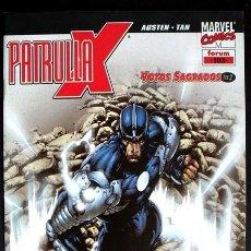 Cómics: PATRULLA X VOL.2 Nº103: VOTOS SAGRADOS 1 DE 2 . Lote 45444706