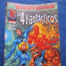 Cómics: LOS 4 FANTASTICOS VOLUMEN III (3) FORUM - COLECCION COMPLETA 34 NUMEROS - CHRIS CLAREMONT. Lote 128070847