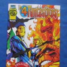Cómics: LOS 4 FANTÁSTICOS - ESPECIAL ONSLAUGHT - TOMO TAPA BLANDA - DE CARLOS PACHECO. Lote 45517648