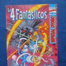 Cómics: LOS 4 FANTÁSTICOS - ESPECIAL OTOÑO 2000 - FORUM DE CHRIS CLAREMONT. Lote 45518099