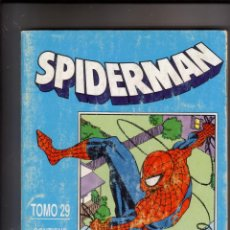 Cómics: FORUM - SPIDERMAN RETAPADO TOMO NUM.29 ( NUM. 221-222-223-224-225 ). Lote 45673700