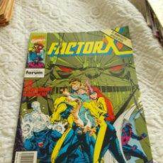 Comics: FACTOR-X VOL-1 Nº 52. FORUM. Lote 45730555
