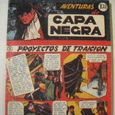 Cómics: AVENTURAS DE CAPA NEGRA - TOMO Nº2. Lote 45740480
