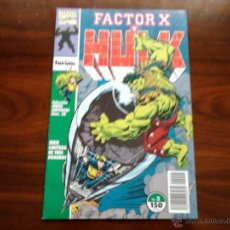 Cómics: FACTOR X Y HULK Nº 3. Lote 45824320