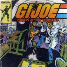 Fumetti: GIJOE: HÉROES INTERNACIONALES Nº10 (FORUM). Lote 45853310