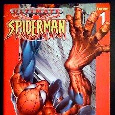 Cómics: ULTIMATE SPIDERMAN VOL 1 Nº 1 / FORUM 2002 (BRIAN MICHAEL BENDIS & MARK BAGLEY) -. Lote 45896333
