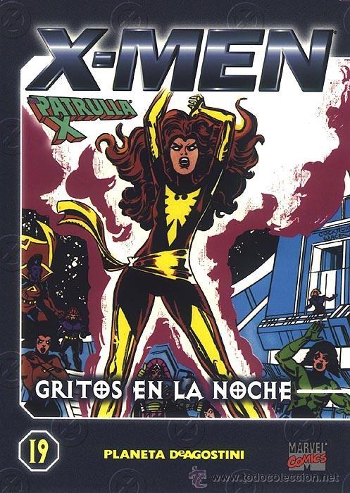 COLECCIONABLE X MEN 19 (Tebeos y Comics - Forum - X-Men)