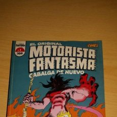 Cómics: EL ORIGINAL MOTORISTA FANTASMA CABALGA DE NUEVO Nº 1 - BUEN ESTADO FORUM. Lote 46011682