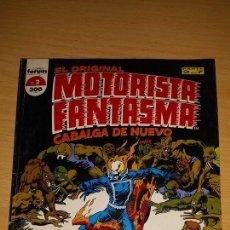 Cómics: EL ORIGINAL MOTORISTA FANTASMA CABALGA DE NUEVO Nº 2 - BUEN ESTADO FORUM. Lote 46011686