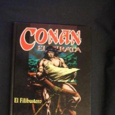 Cómics: CONAN EL PIRATA 3 - EL FILIBUSTERO - ROY THOMAS - JOHN BUSCEMA - FORUM - . Lote 46039657