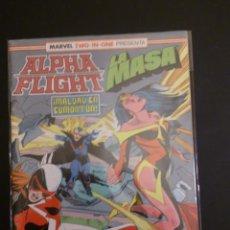 Fumetti: COLECCIÓN COMPLETA ALPHA FLIGHT VOL 1 (CON LA MASA HULK A PARTIR Nº35) FORUM (61 NÚMEROS DE GRAPA). Lote 46107188