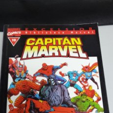 Cómics: BIBLIOTECA MARVEL : CAPITAN MARVEL Nº 10 / FORUM. Lote 46127712