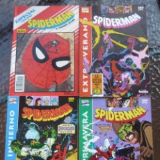 Cómics: SPIDERMAN VOL. 1 LOTE DE 4 ESPECIALES. Lote 46138441