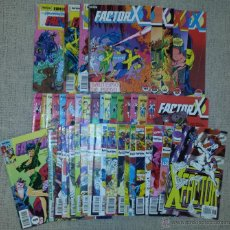 Cómics: MARVEL - LOTE CÓMICS FACTOR X VOL. 1 FORUM!!!!!! (MUTANTES PATRULLA X X-MEN). Lote 46156141