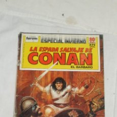 Cómics: CONAN FORUM. Lote 46173888