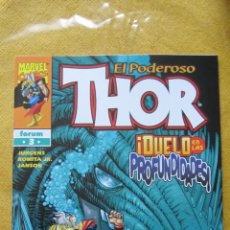 Cómics: FORUM: HEROES RETURN: EL PODEROSO THOR. Nº3. Lote 46205319