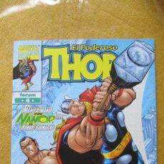Cómics: FORUM: HEROES RETURN: EL PODEROSO THOR. Nº4. SE ENFRENTA A NAMOR. Lote 46205339