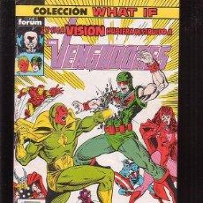 Fumetti: WHAT IF VOL I - FORUM - Nº 11 ¿ Y SI LA VISION HUBIERA DESTRUIDO A LOS VENGADORES ?. Lote 46237282