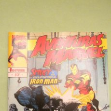Cómics: FORUM: AVENTURAS MARVEL: IRON MAN Y SPIDERMAN: CONTRA GARGOLA GRIS. Lote 46239339