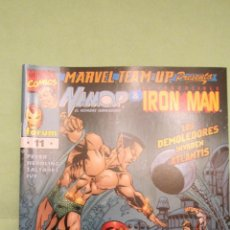 Cómics: FORUM: MARVEL TEAM UP Nº 11: IRON MAN Y NAMOR . Lote 46239436