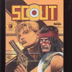 Cómics: SCOUT Nº 3 ( ECLIPSE COMICS ) -EDITA : FORUM. Lote 46250668