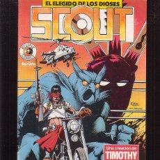 Cómics: SCOUT Nº 1 ( UNO ) - ( ECLIPSE COMICS ) -EDITA : FORUM. Lote 46251916
