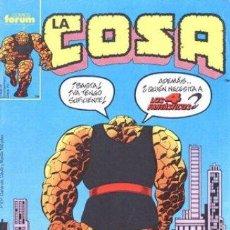 Cómics: LA COSA LOTE DE 9 Nº (4-6-8-9-10-12-14-15-16). Lote 46313688