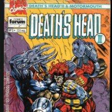 Cómics: DEATH'S HEAD II - Nº 5 . FORUM. Lote 46359846