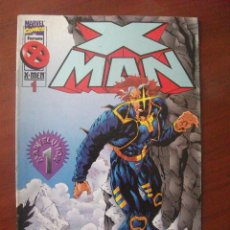 Cómics: X MAN VOL 2 Nº 1 COMICS FORUM. Lote 122237543