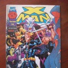 Cómics: X MAN VOL 2 Nº 14 COMICS FORUM. Lote 46370000