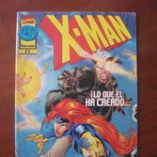 Cómics: X MAN VOL 2 Nº 21 COMICS FORUM. Lote 122454552