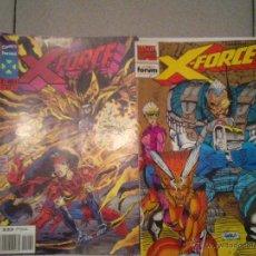 Cómics: X-FORCE - FORUM - COMPLETA - VOLUMEN 1 - 42 NUMEROS MAS EL ESPECIAL -MUY BUEN ESTADO CJ 25 - GORBAUD. Lote 46377074
